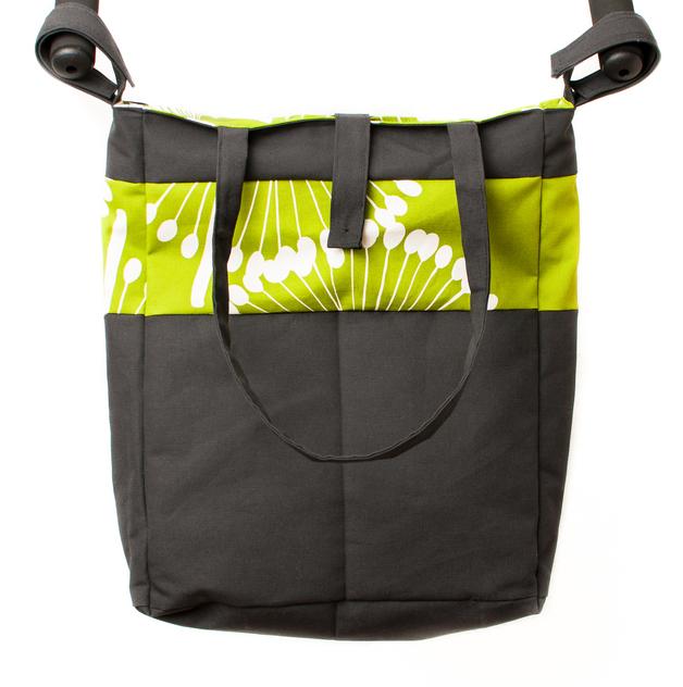 Kinderwagentasche_grün