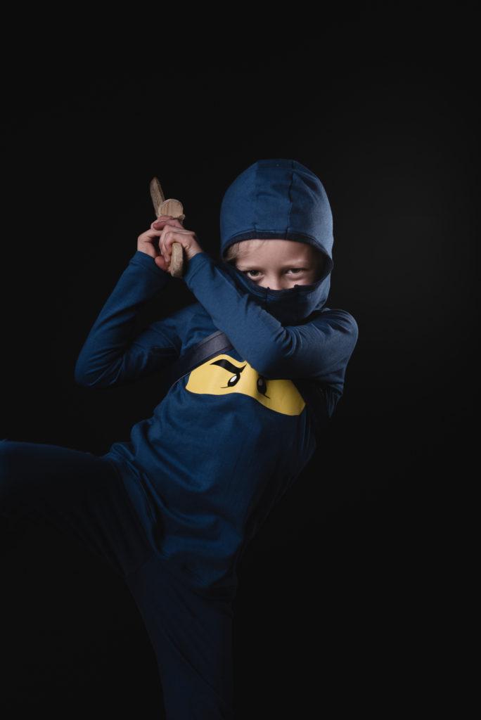 ninjago kämpfer häkeln